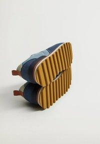 Mango - Sneakers basse - blau - 3