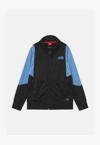 Monta Juniors - JACOB UNISEX - Training jacket - jet black - 0