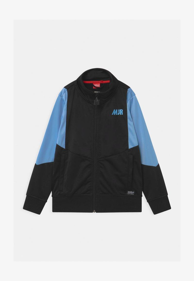 Monta Juniors - JACOB UNISEX - Training jacket - jet black