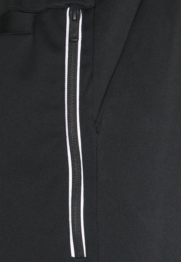 Nike Sportswear TRIBUTE - Spodnie treningowe - black/white/czarny Odzież Męska HPMO