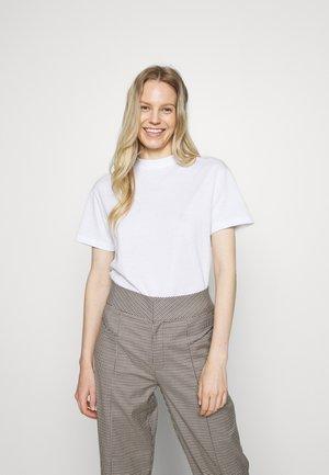 LACIVERT - Basic T-shirt - white