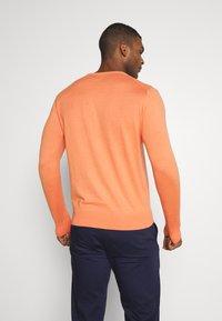 Polo Ralph Lauren Golf - PIMA CREWNECK - Jumper - true orange - 2