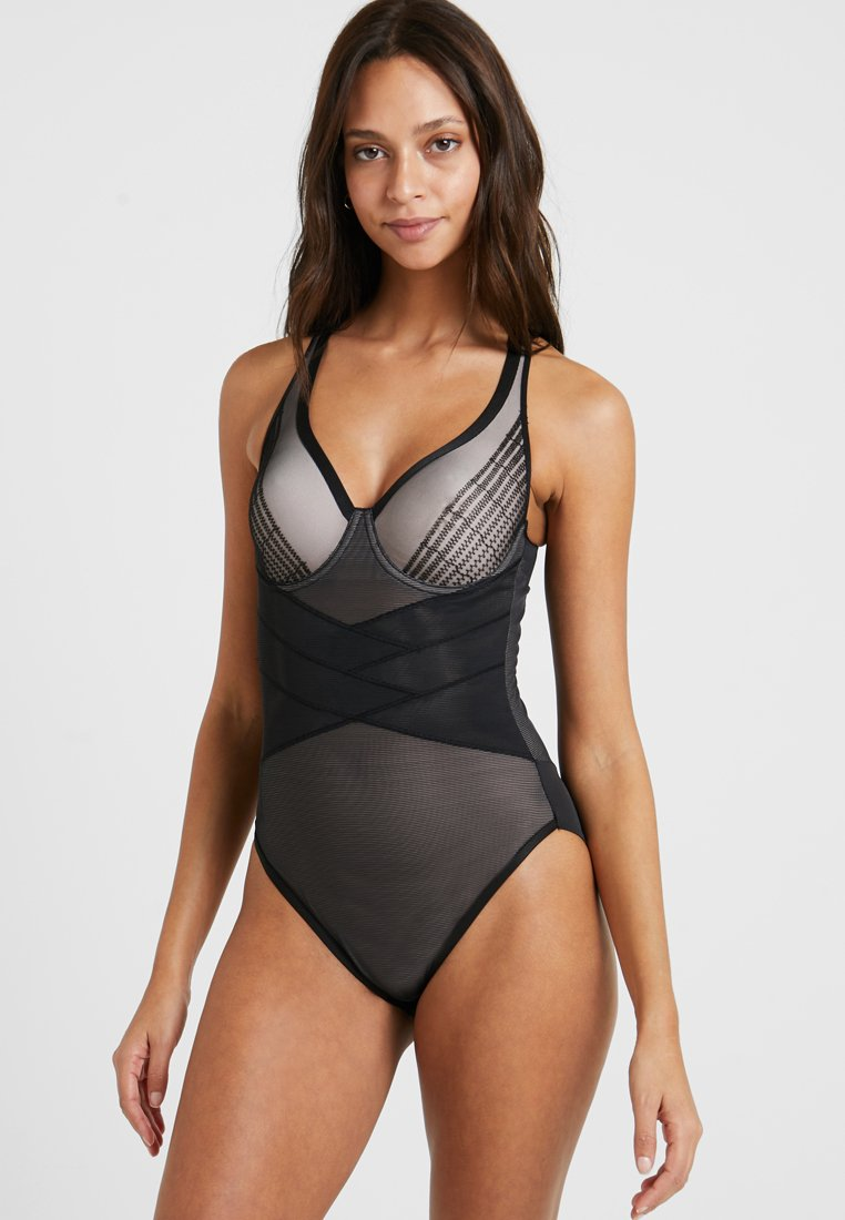 Triumph - CONTOUR SENSATION - Body - black