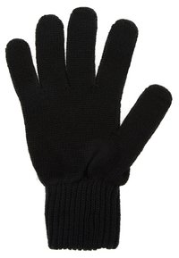 Tommy Jeans - BASIC FLAG GLOVES - Rukavice - black - 1