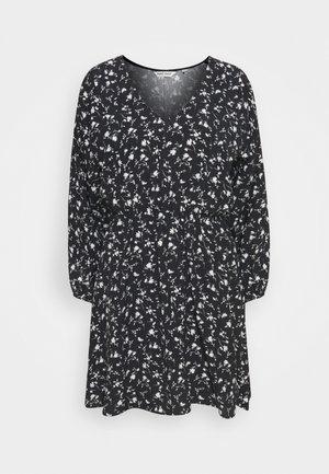 COLINE - Day dress - noir