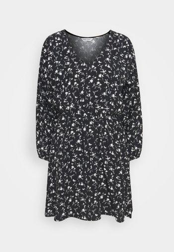 COLINE - Robe d'été - noir