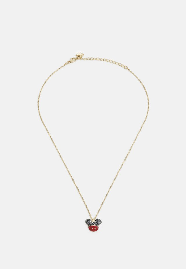 MICKEY MINNIE PENDANT MICKEY - Collier - dark multi