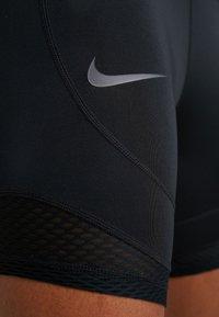 Nike Performance - BIKE SHORT AIR - Tights - black/thunder grey - 5
