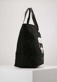 KARL LAGERFELD - IKONIK - Bolso shopping - black - 3