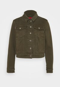 HUGO - ALEX - Denim jacket - beige/khaki - 0