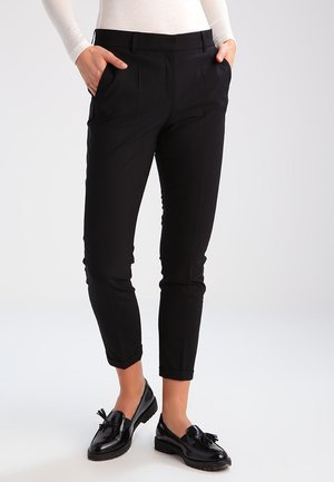 SYDNEY  - Trousers - black