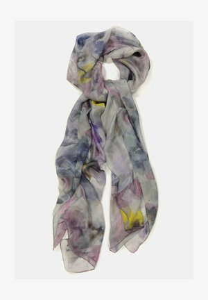 Scarf - helle orchidee
