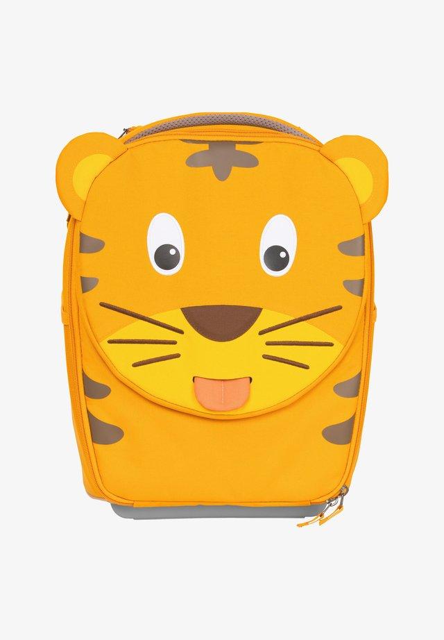 REISE FREUNDE TIGER - Trolley - yellow