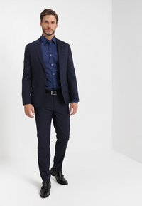 Esprit Collection - SLIM FIT - Formal shirt - navy - 1