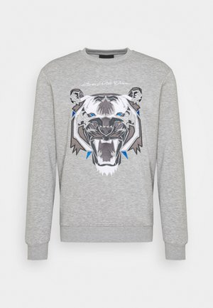DEMON - Sweater - grey