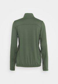 Puma Golf - CLOUDSPUN ZIP - Fleece jumper - thyme - 1