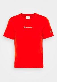 Champion - CREWNECK - Jednoduché triko - red - 6