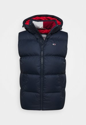 PADDED VEST UNISEX - Vesta - twilight navy