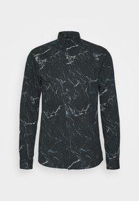 Twisted Tailor - MARON SHIRT - Formal shirt - black - 4