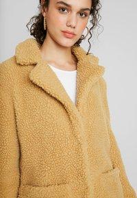 TWINTIP - Winter coat - mustard - 3