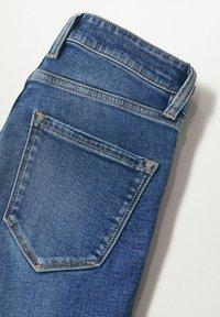 Mango - ISA - Jeans Skinny Fit - dark blue - 8