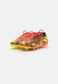 adidas Performance - NEMEZIZ MESSI .1 FG - Moulded stud football boots - solar red/solar yellow/core black - 1