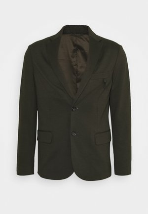 JEZZ - Blazer jacket - dark green