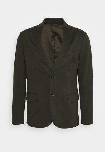 JEZZ - Blazer jacket - dark green