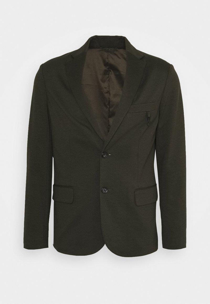 Emporio Armani - JEZZ - Blazer jacket - dark green