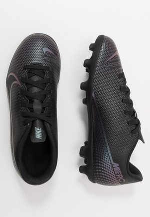MERCURIAL JR VAPOR 13 CLUB FG/MG UNISEX - Moulded stud football boots - black