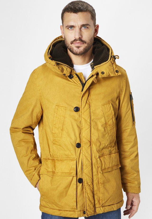 ALASKA - Winter jacket - curcuma