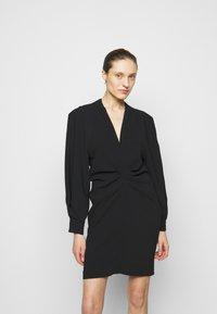 Iro - JADEN DRESS - Cocktail dress / Party dress - black - 0