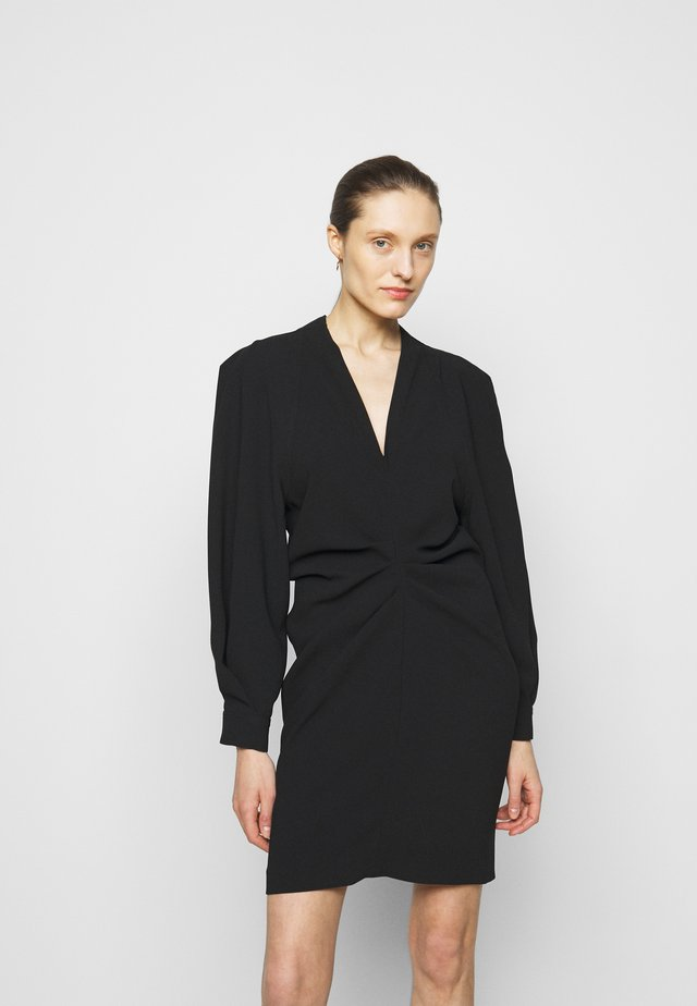 JADEN DRESS - Cocktail dress / Party dress - black