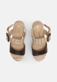 Laura Biagiotti - Platform sandals - beige - 4