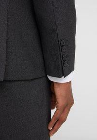HUGO - ASTIAN HETS - Kostym - charcoal - 7