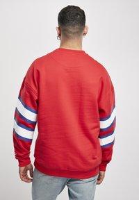 Starter - Sweatshirt - starter red - 1
