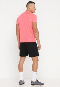 Nike Performance - DRY ACADEMY SHORT  - Korte sportsbukser - black/black/white - 2