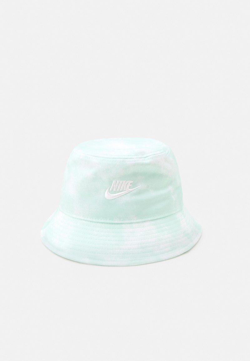 Nike Sportswear - BUCKET FUTURA TIE DYE UNISEX  - Hoed - light dew/white