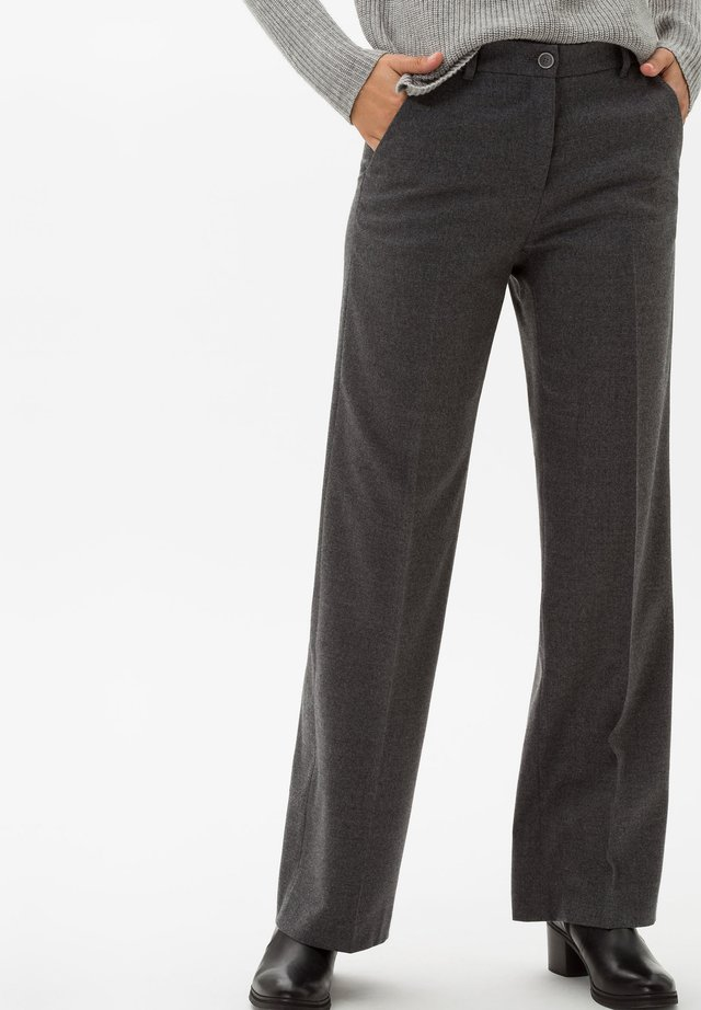 STYLE MAINE - Trousers - light grey