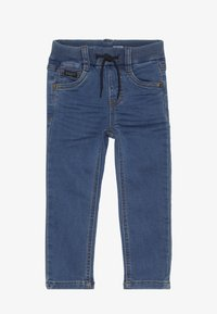 Name it - NMMROBIN PANT - Slim fit jeans - medium blue denim - 2