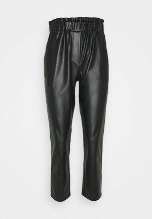 PCMELANY  - Trousers - black