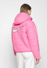 Nike Sportswear - CORE  - Chaqueta de entretiempo - pink glow/black - 2