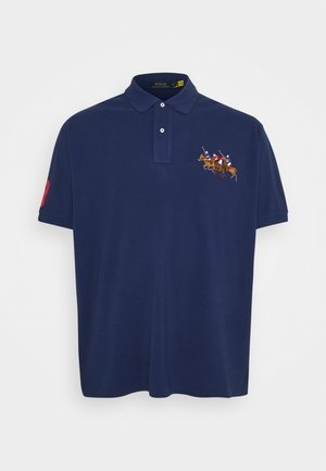 BASIC - Polo shirt - freshwater