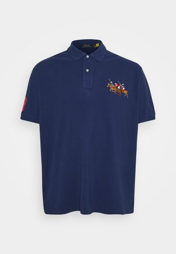BASIC - Polo shirt - freshwater