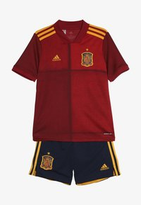 adidas Performance - SPAIN FEF HOME JERSEY KIT - Tracksuit - vicred - 3
