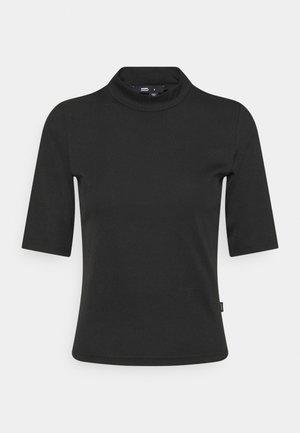 KEELEY - Print T-shirt - black