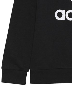 TREFOIL CREW - Sweater - black/white