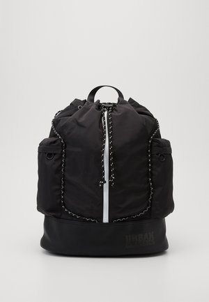 LIGHT WEIGHT HIKING BACKPACK - Zaino - black/white