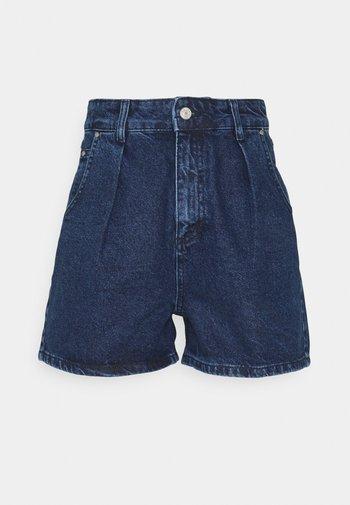 MAVI - Shorts di jeans - blue