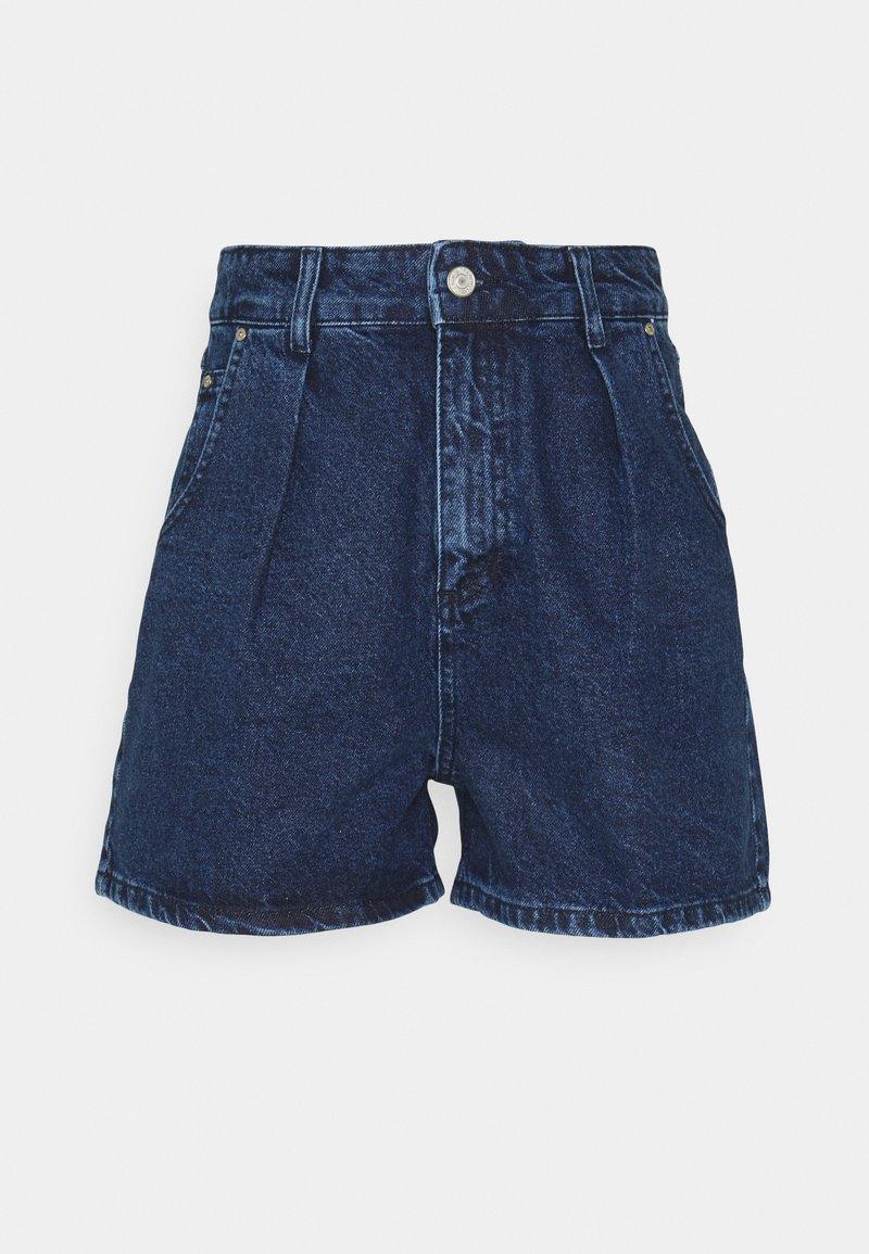 Trendyol - MAVI - Denim shorts - blue